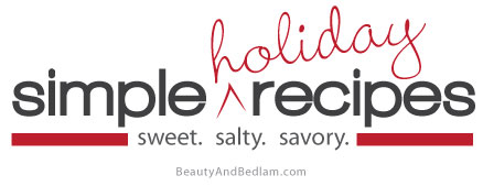 simple holiday recipes Simple Holiday Recipes: Have Yours Featured Here