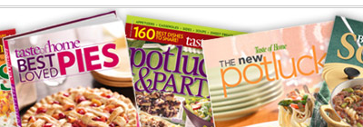$5/Year Magazine LOVE: Taste of Home, HGTV, Family Handyman, Travel, Kid +