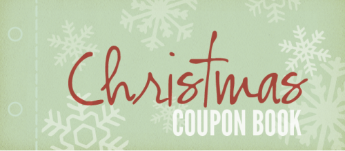Homemade Coupon Book Free Homemade Christmas Coupon Book – Free Templates for Coupons