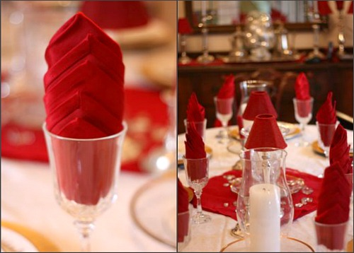 Dress Up Your Table in Seconds: Easy Napkin Fold (w/Video)