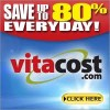 VitaCost: Order now & Receive $10 off ANY order of $10.