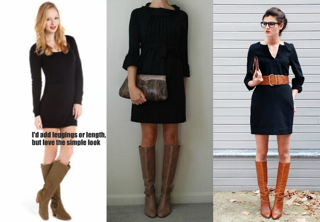 Can You Wear Black with Brown? Frugal Fashionista - Balancing ...