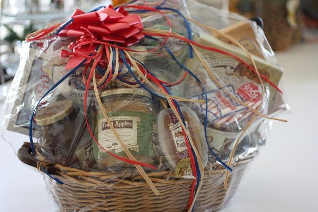 Tasty Tuesday: Cracker Barrel Giveaway ($100 Gift Basket)