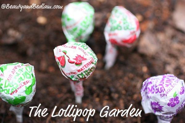 Magic Jelly Beans & the Lollipop Garden (Easter Tradition) | Jen Schmidt