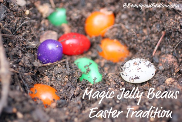 Magic Jelly Beans & the Lollipop Garden (Easter Tradition)