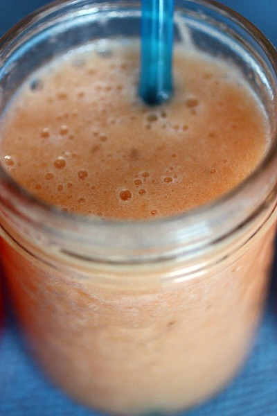 cantelope smoothie