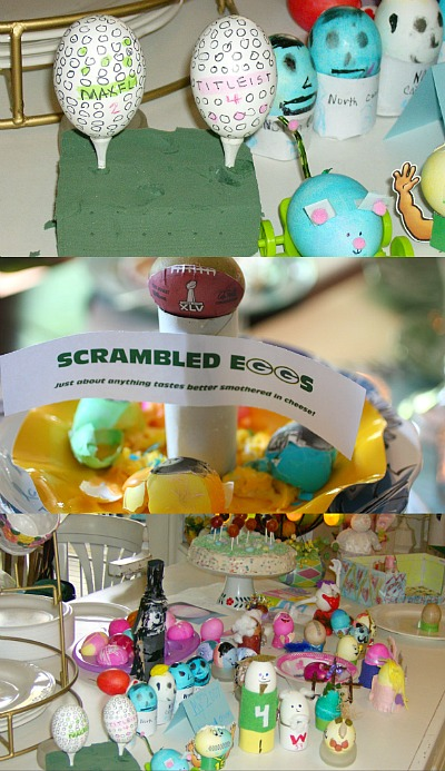 easter egg ideas Brainstorming New Things For Our Easter Meal