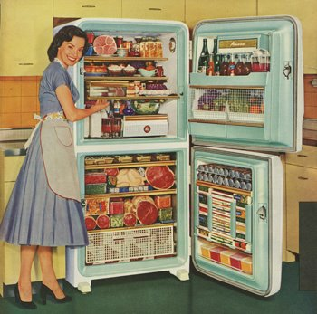 1950 Kitchen Magnificent Vintage 1950 Kitchen  Balancing Beauty And Bedlam Review