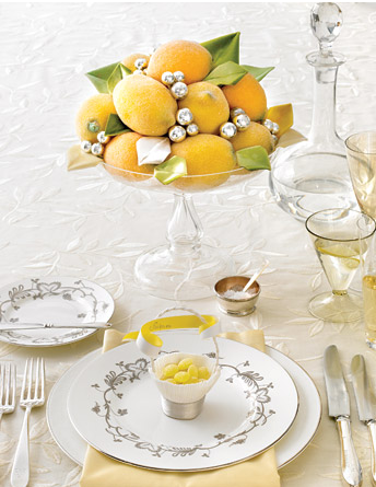 Lemon Centerpieces Lemon Centerpieces for Weddings