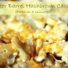 Cracker Barrel Hash Brown Casserole Recipe (5 Minute Prep)