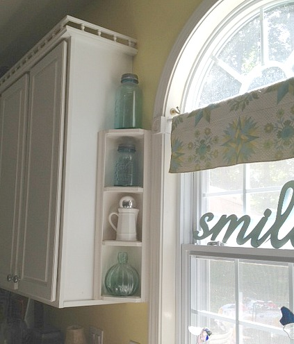above my kitchen sink Mason Jar Love! 50 Fabulous Ideas To Inspire