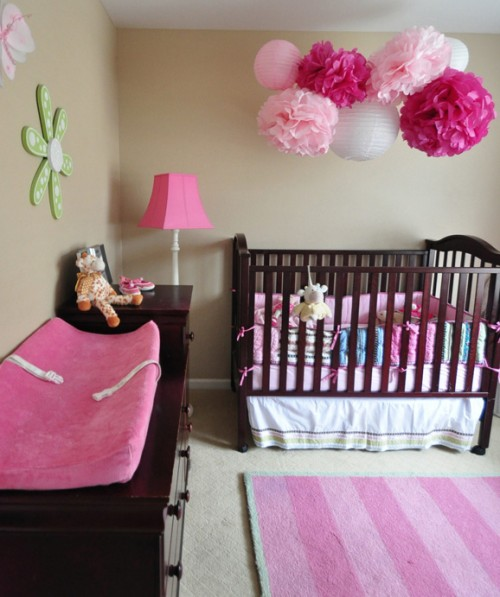 What To Expect When You're Expecting + Painting the Nursery