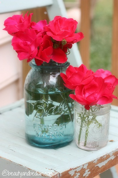 Over 50 creative and inspiring DIY ideas for Mason Jars. Love these!
