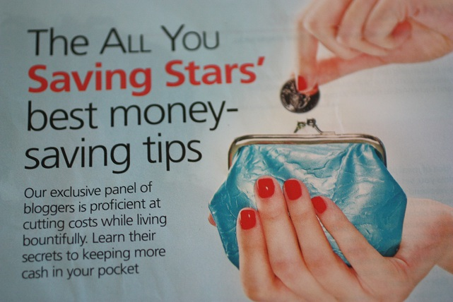 All You magazine Super Savers How a Magazine Outted My Age & What I am Doing About It