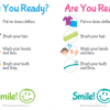 Printable Kids' Bathroom Checklist  – Hygiene Checklist for the Kids