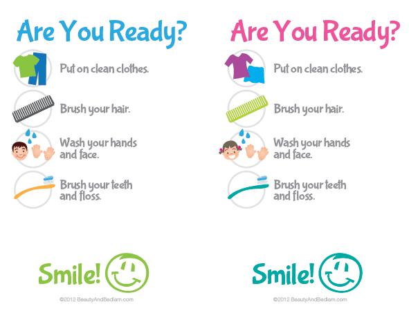Di temizligi ile ilgili afi al mas nas l yap l r - Bathroom procedures for preschool ...