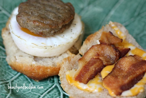 Baked Eggs in Muffin Tins, Easy Homemade Egg Mc Muffins