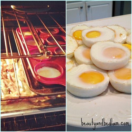 Fun Short Cut Idea for Making Homemade Egg Mc Muffins