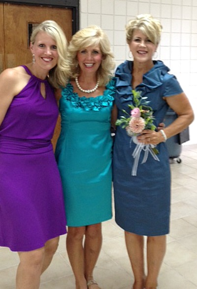 three sis Our Family Wedding: Frugal Fashionista Style