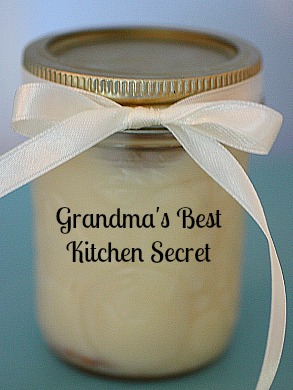 10 Unbelievable Uses for Grandma's Best Kept Kitchen Secret. Don't be left behind. :)
