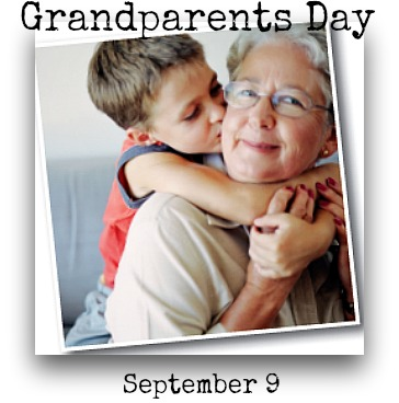 Special Ideas for Grandparents