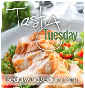 tasty tuesday larger logo Tasty Tuesday Parade of Foods: Encourage One Another