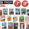 Super Magazine Sale: 5 Different Subscriptions for $18.99