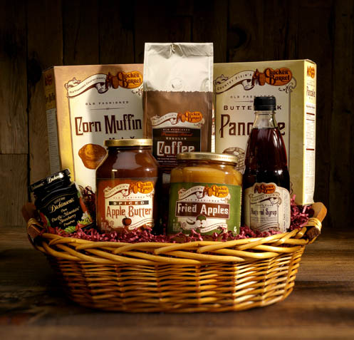 $100 Cracker Barrel Breakfast Basket Giveaway (Tasty Tuesday)