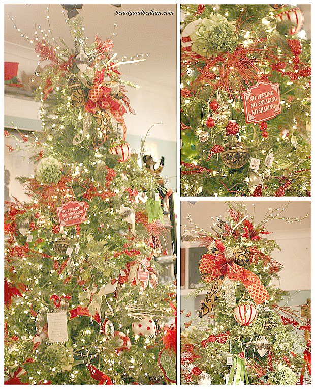 Christmas Tree Inspiration 2017: Ways To Decorate A Christmas Tree. Decorated Christmas