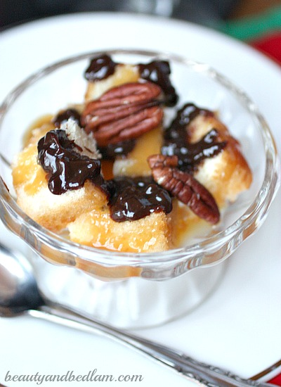 Easy fancy dessert recipes
