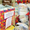 Surviving Midnight Diapers (Baby Shower Idea)