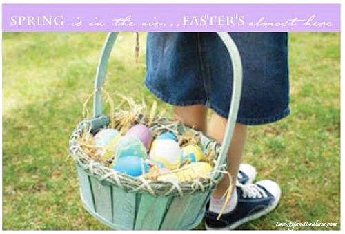 Easter traditions for kids family easter traditions oh negle Images