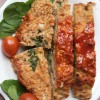 Florentine Turkey Meat Loaf