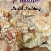 Overnight Breakfast Praline Bread Pudding