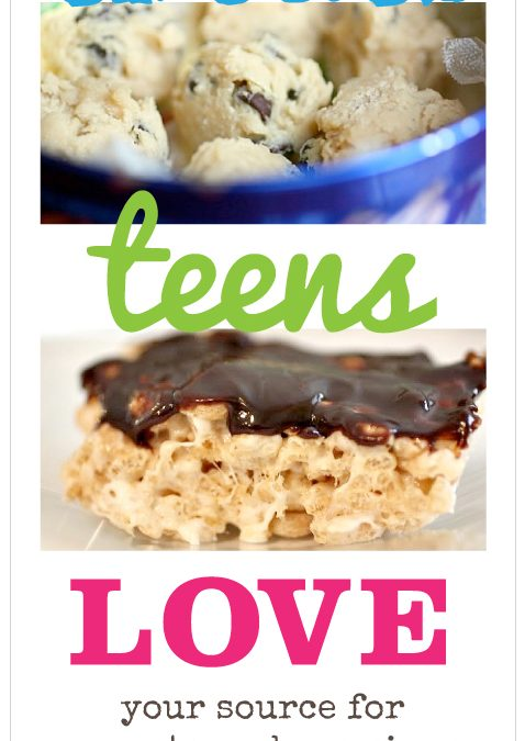 Treats Teens Love (Share Yours)