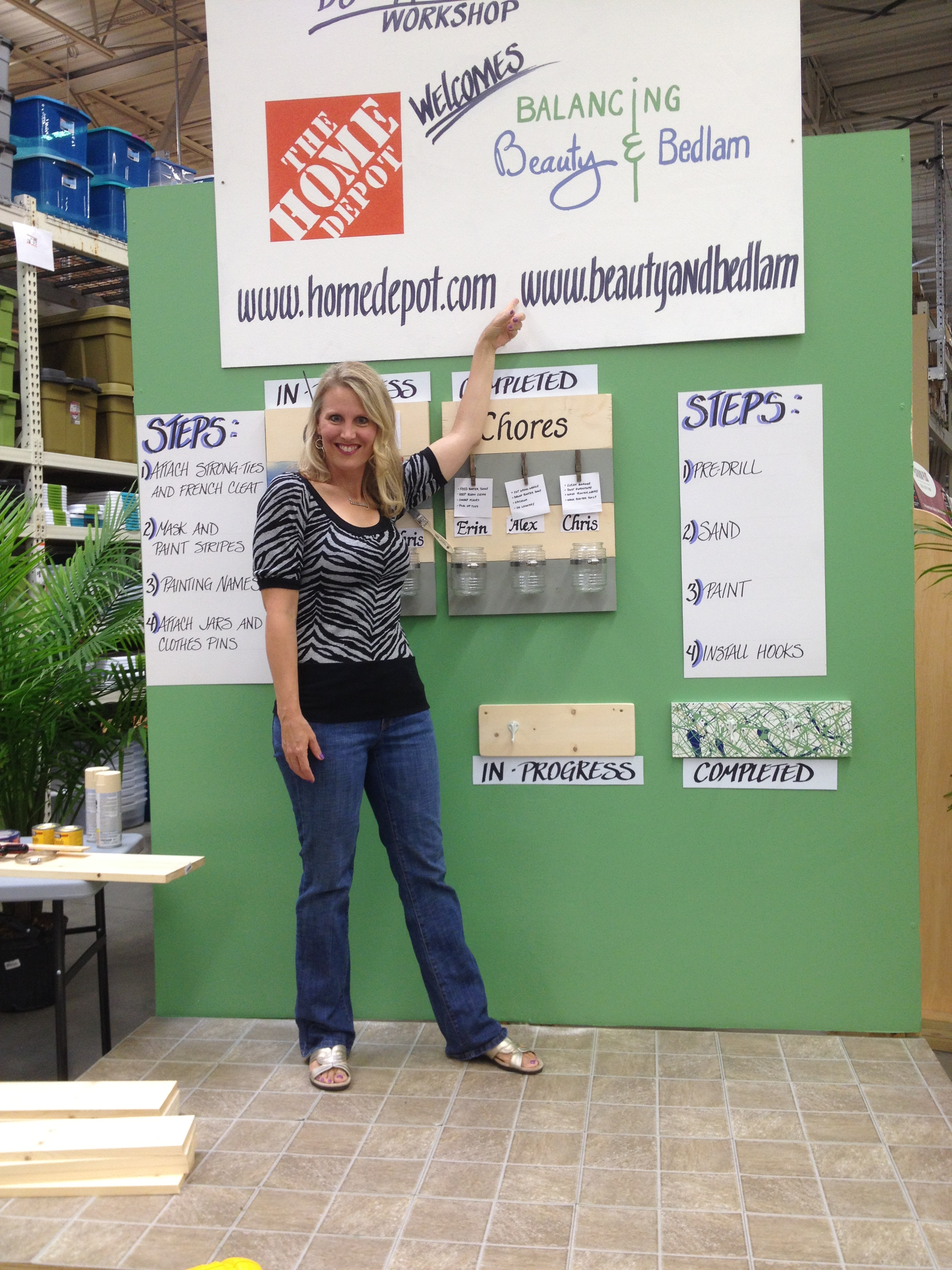 My project home depot