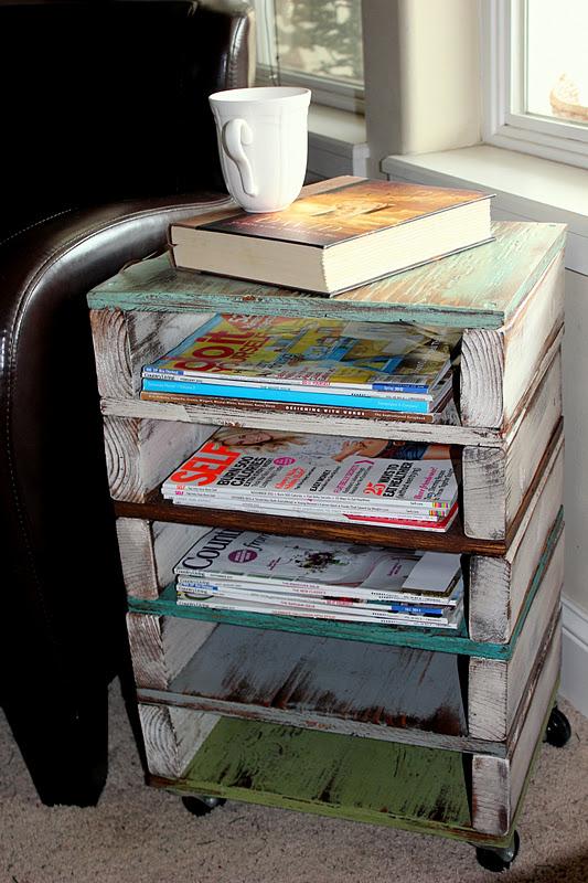 Inspiring DIY Wood Pallet Projects - Balancing Beauty and ...
