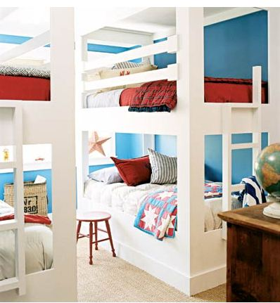 Suggestions and Decor Ideas for Siblings that Share a Bedroom