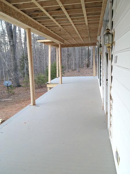 Building A Front Porch
