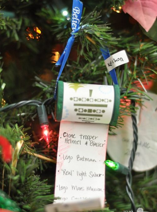 Simple Christmas Ornaments Kids Can Make
