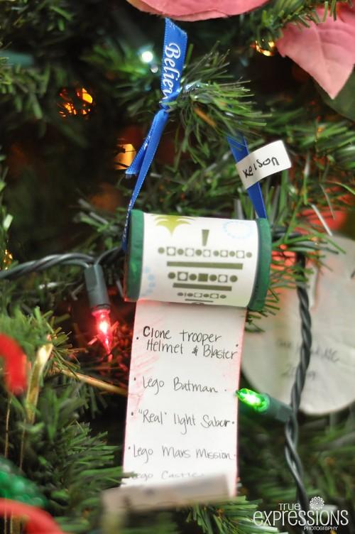 Simple Christmas Ornaments Kids Can Make - Balancing Beauty and Bedlam