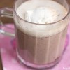 Easy Homemade Hot Chocolate Mix with double the chocolate