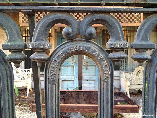 Antique Store in Savannah