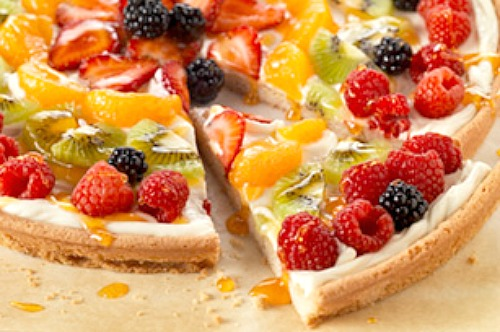 sugar cookie fruit pizza is canned fruit cocktail healthy