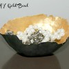 DIY Gilded or Fabric Covered Bowls