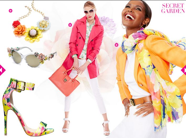 spring trends 2014