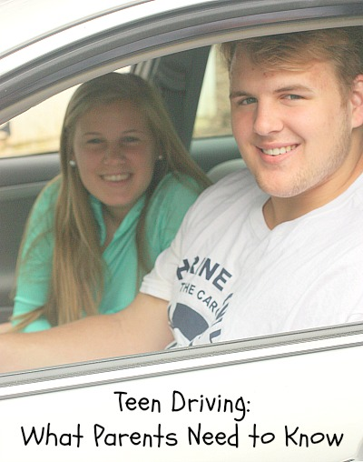 If you are a parent, you need to read this post and understand the statistics behind teen driving