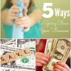 5 Ways To Spring Clean Your Finances & Save Thousands!