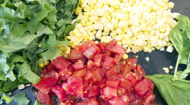 Delicious garden vegetable for a hearty soup recipe.