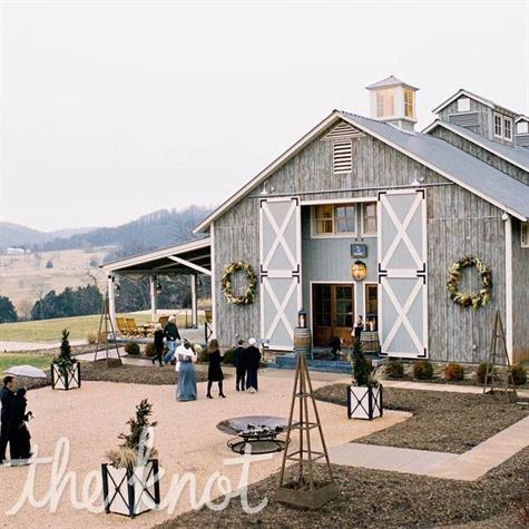 barn venue reception venues rustic weddings event north barns center dreaming winter doors exterior outdoor planning carolina farm maryland inspiration